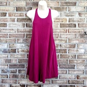 Silence & Noise { Urban Outfitters} Magenta Dress